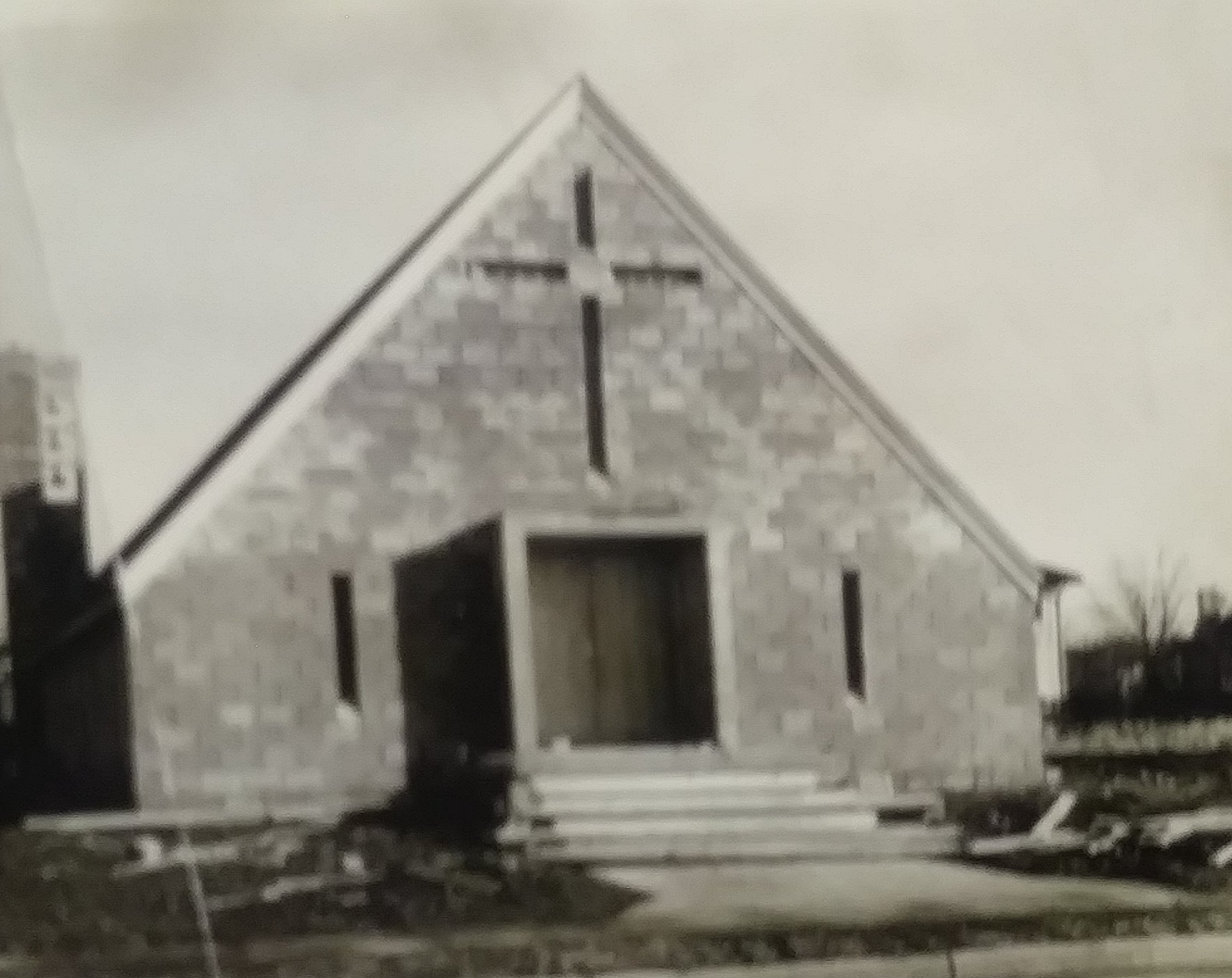 The Original St. Andrew's Episcopal Church.