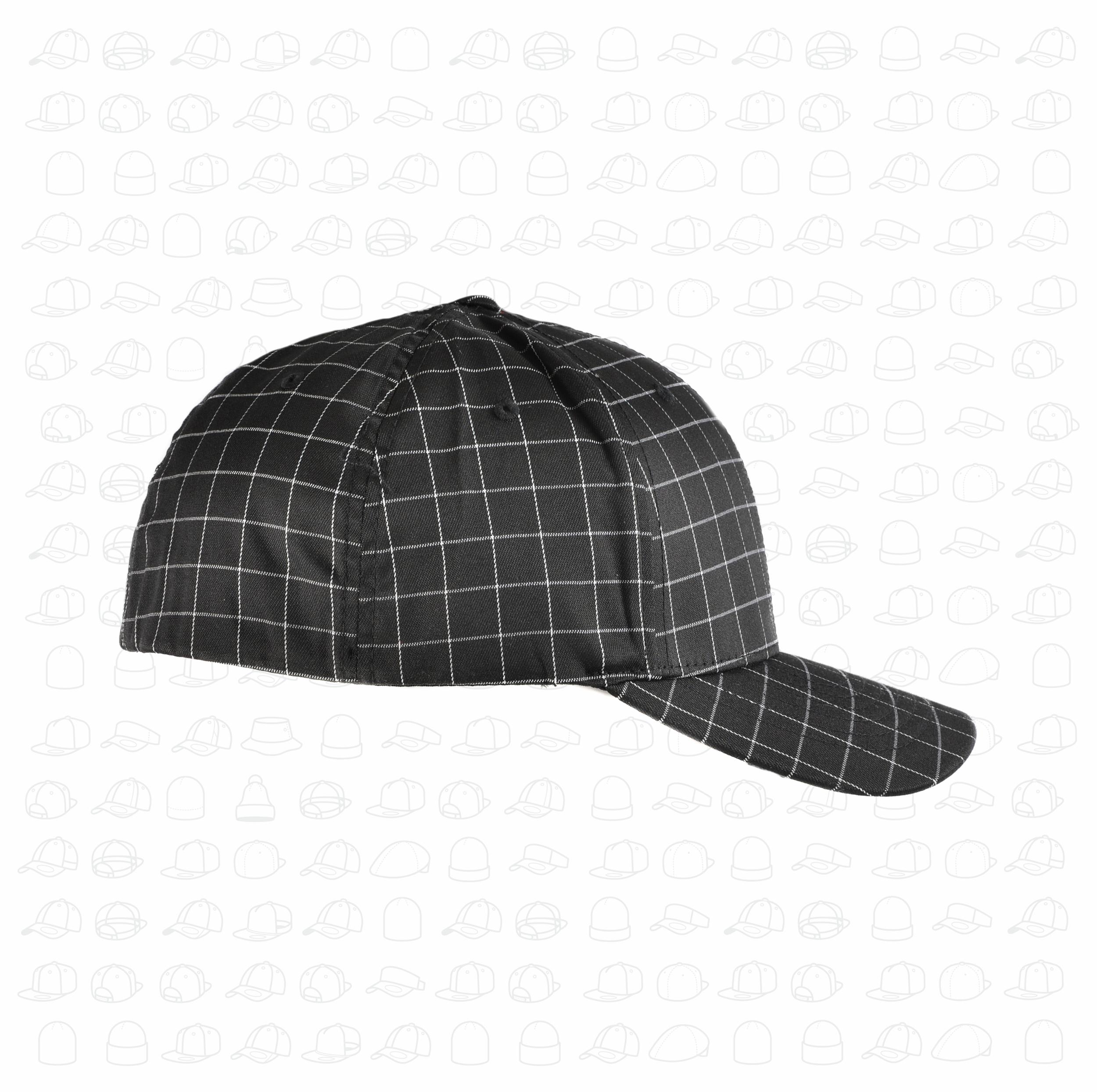 Flexfit by Yupoong Flexfit Square Check Cap