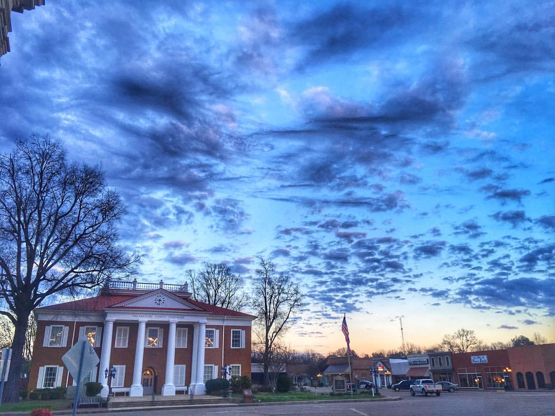 Charleston, MS - My hometown!
