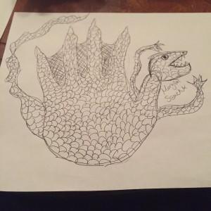 Morgan Sawchuk's Turkey