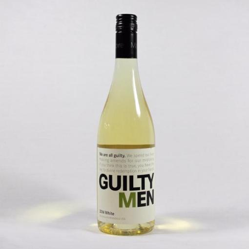 Malivoire Guilty Men White