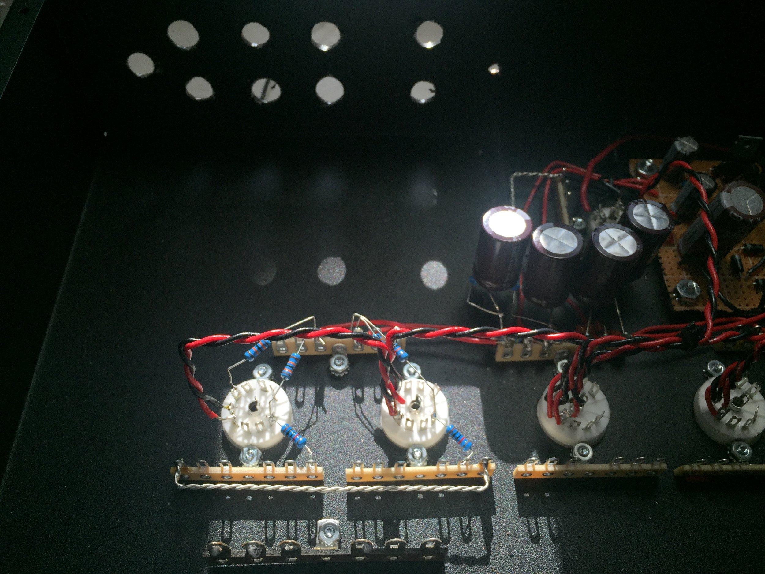 sunny day soldering