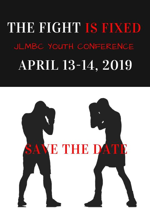 2019 JLMBC Youth Conferece — Juniper Level Missionary