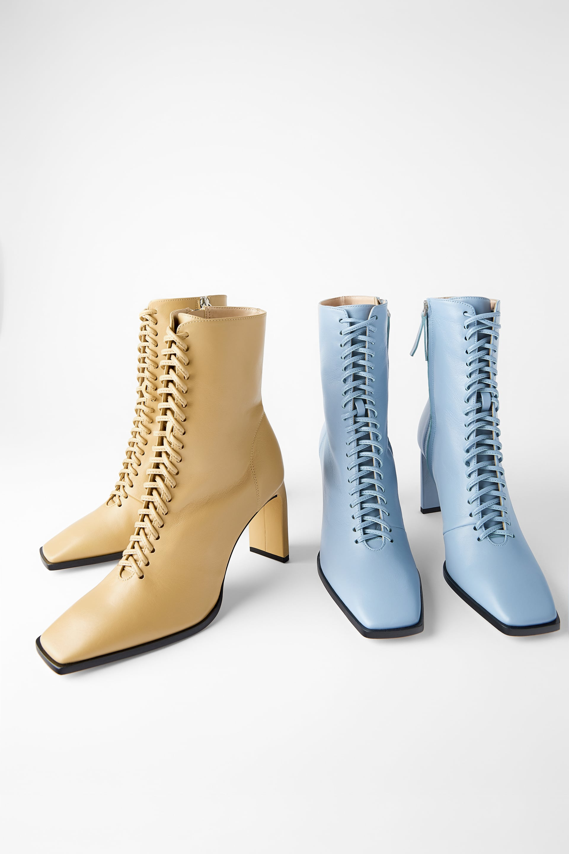 Also loving these from Zara! They're killing the fall game.