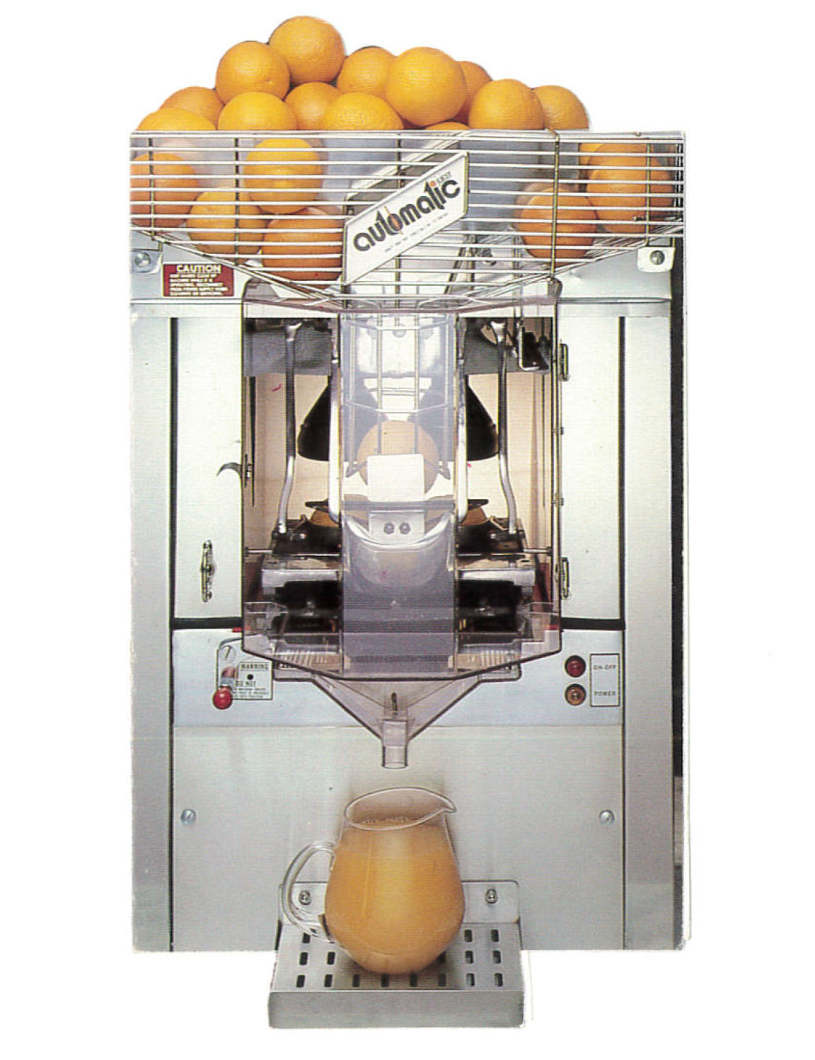 Automatic Juicer ® W46