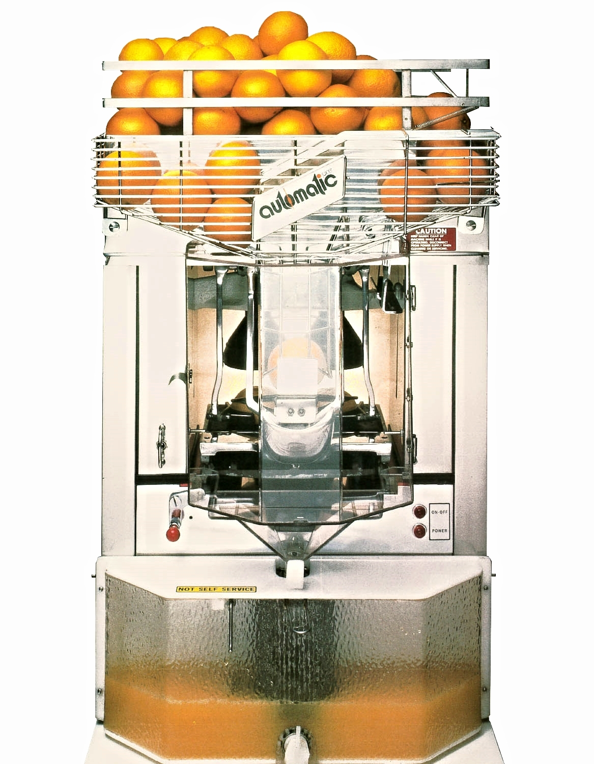 Automatic Juicer ® W47