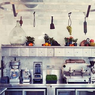 Our Automatic vegetable juicer at The Butcher's Daughter in Noho. One of our favorite places downtown.  Stop by and enjoy some freshly squeezed vegetable juice.  #automaticjuicer #juicing #juicer #greenjuice #fresh #healthyfood #greenlife #orangejuicer #madeinnyc #nyc #healthylifestyle #cleaneats #cleaneating #stainlesssteel #juicebar #juicecleanse #juiceplus #vegan #vegetarian #healthy