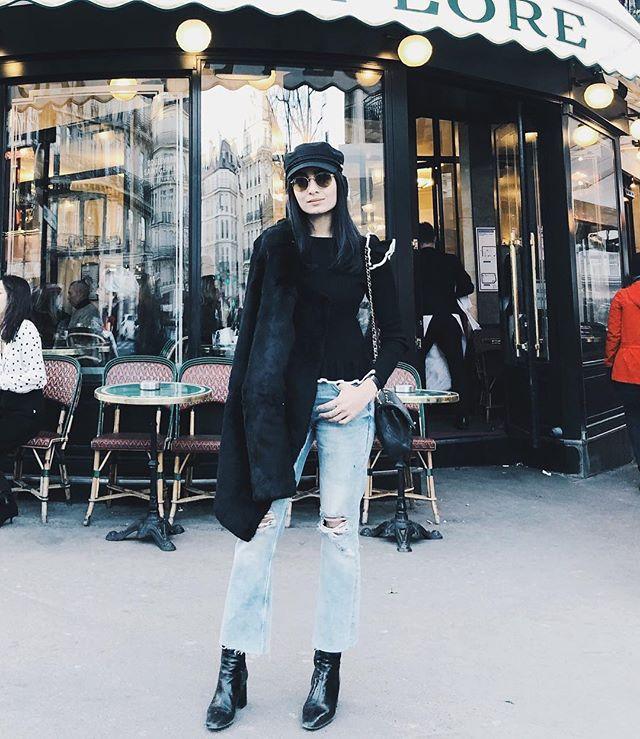 When in Paris #parisienne 🇫🇷