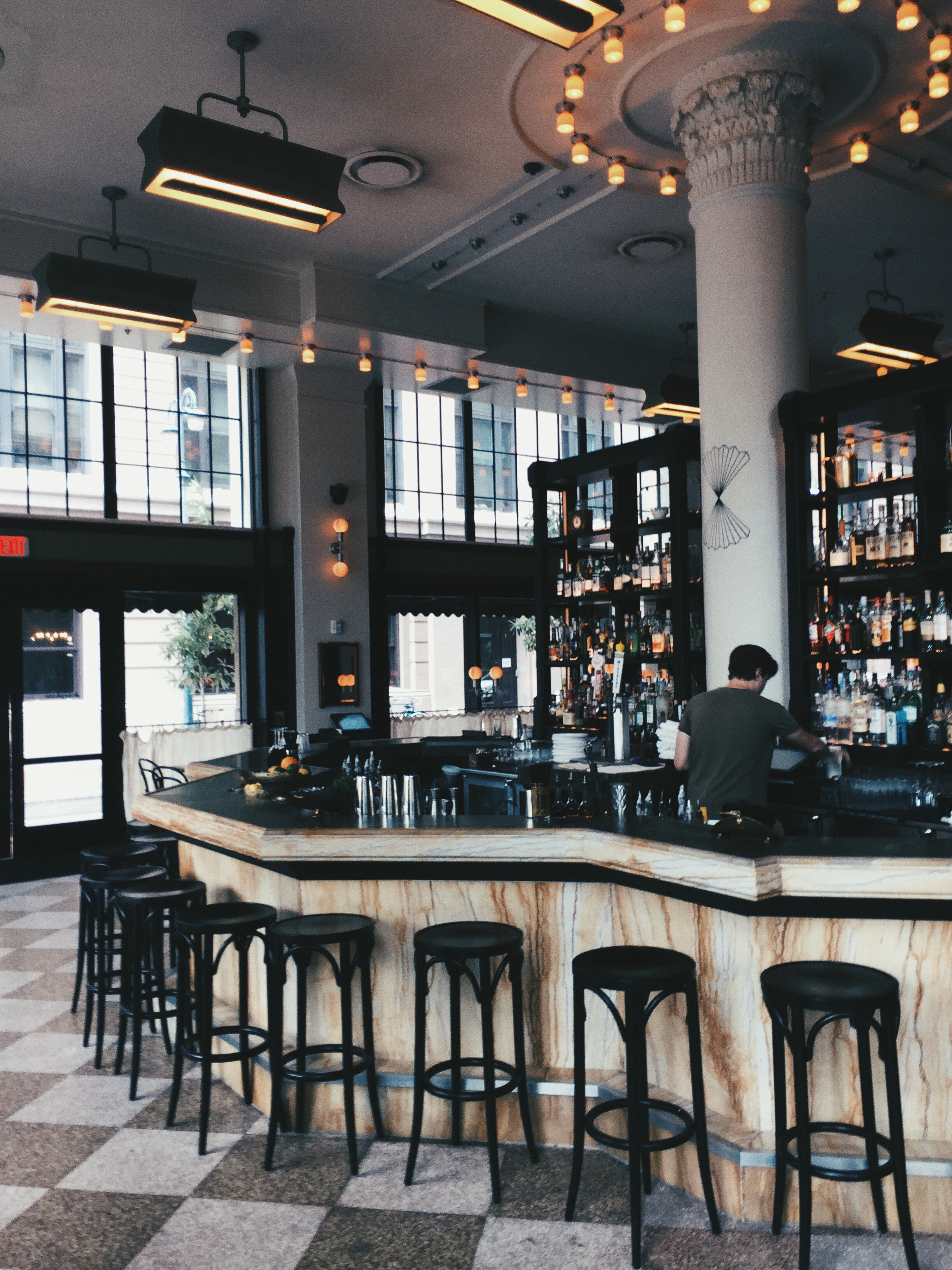 Of course I had to check out the Ace Hotel