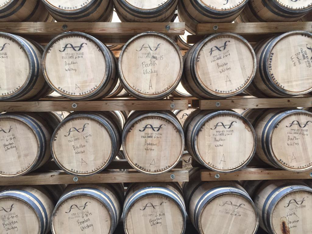 New Riff Distilling Company - Newport, KY