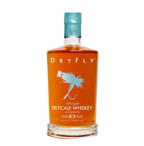Dry Fly Distilling produced the world's first 100% triticale whiskey. Triticale is a hybrid of wheat and rye that bridges the gap of soft wheat and spicy rye. (Photo: Dry Fly Distilling)