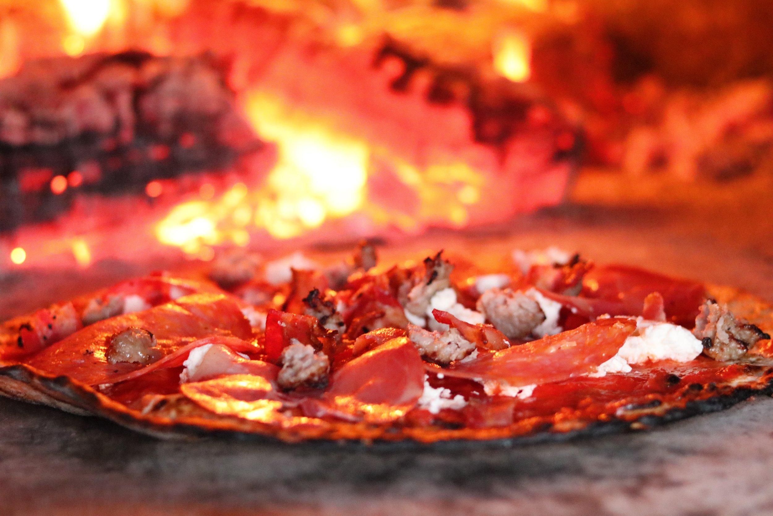 Brick Oven Pizza Catering | Grad Parties