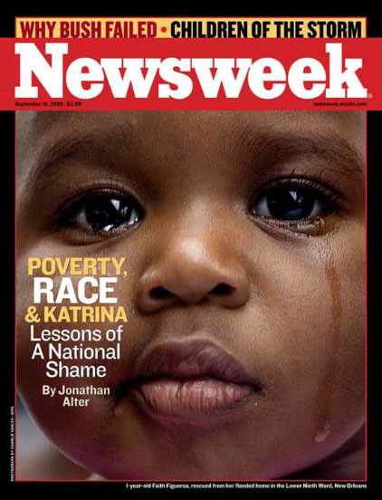 Nonfiction -Editorial   Originally published in  Newsweek, September 19, 2005