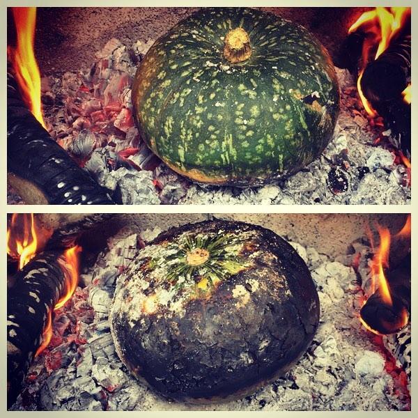 Ikväll blir det grillad havsabborre m. pumpasallad & rostad chilidipp! #semester #semestertider#bbq#grillat