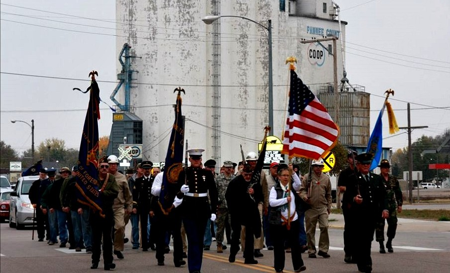 Veterans Day Parade | Karen Frick