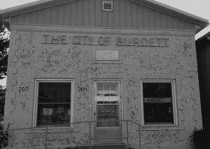 Burdett City Hall   Allison Stejskal