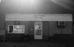 Rozel City Hall   Allison Stejskal