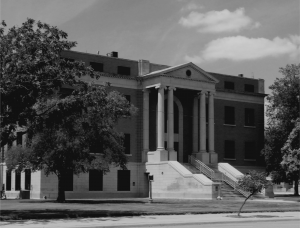 Pawnee County Courthouse | Allison Stejskal