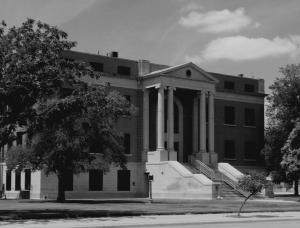 Pawnee County Courthouse   Allison Stejskal
