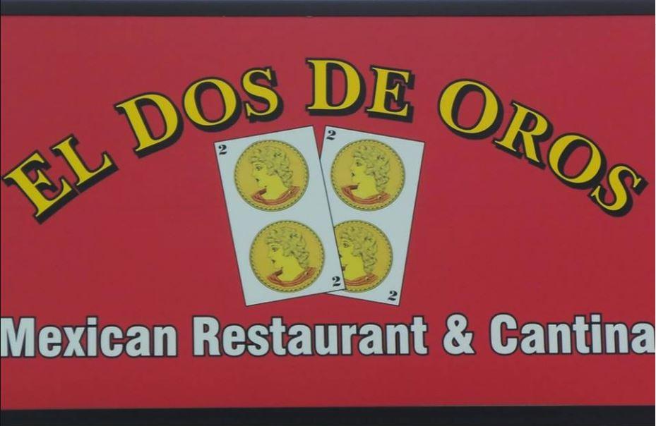 El Dos De Oros Sign.JPG