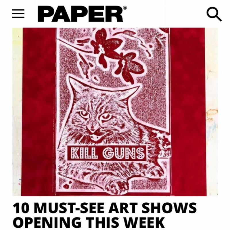 Paper Magazine,  Dec 2016    Read here:  Paper