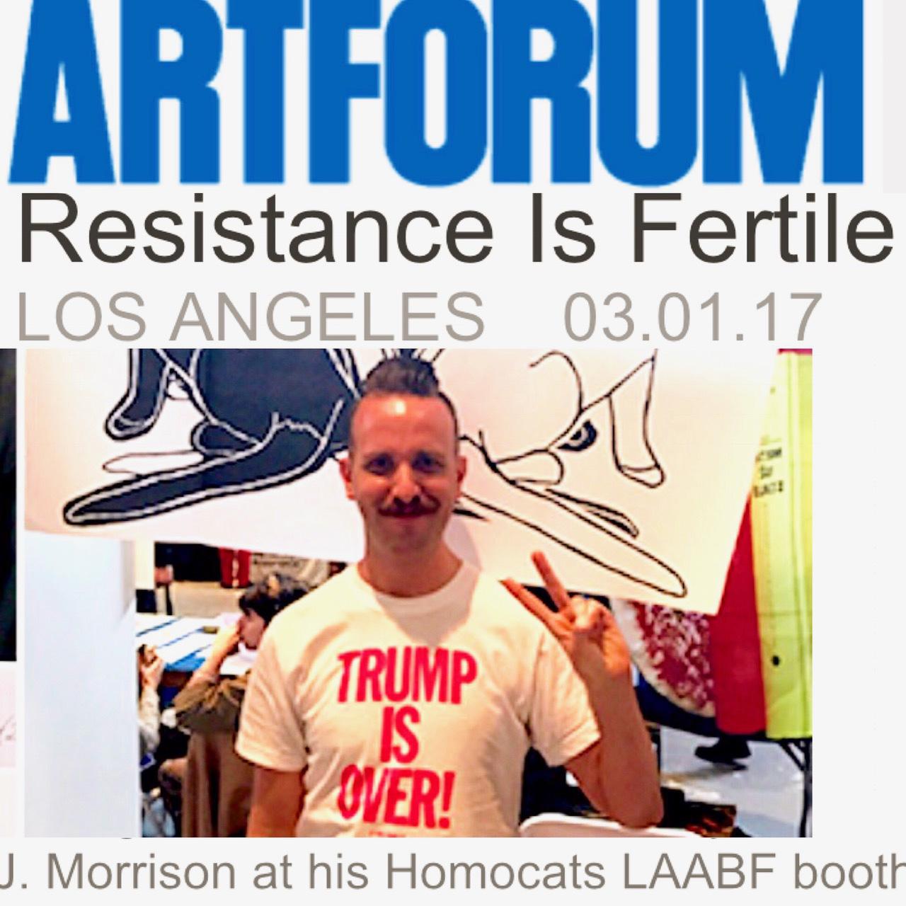 ArtForum , March 2017