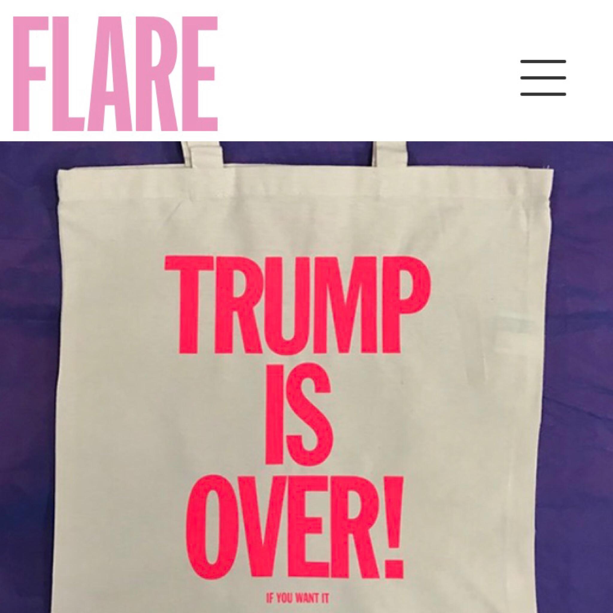 Flare Magazine , June 2018