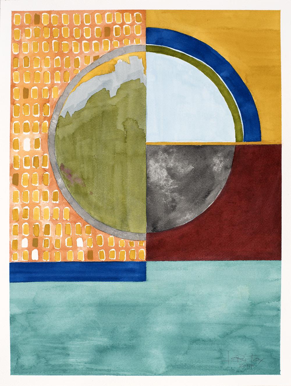 Sphere 1, 2017