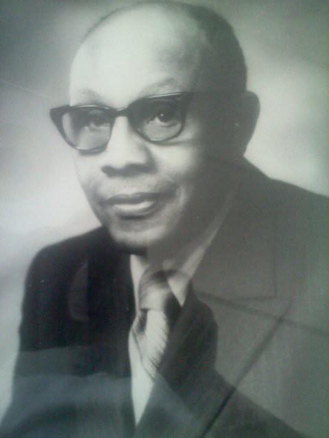 P. Johnson, #3 [1961-1964]