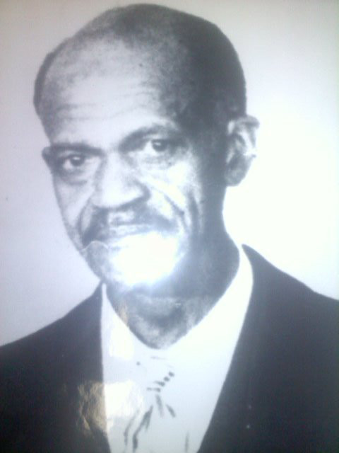 J. Earl Jones, #4 [1936-1938]