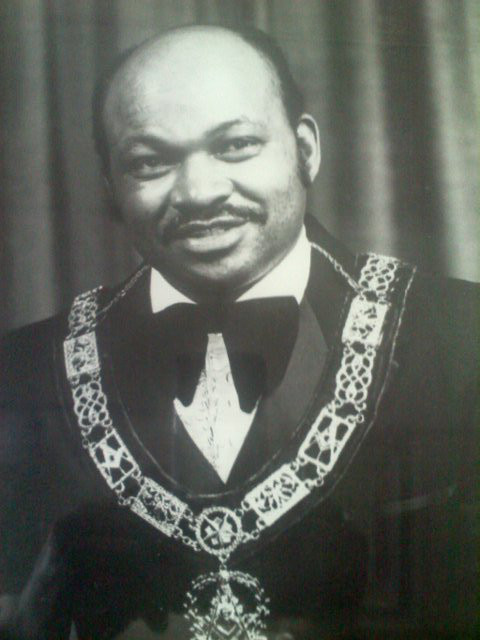 Herman Smith, Jr., #4 [1971-1974]