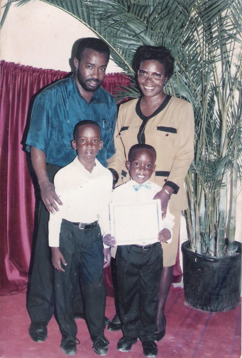 1994 - Age 6