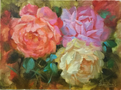 Roses Study