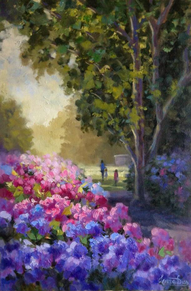 Blooming Season - Botanic Gardens