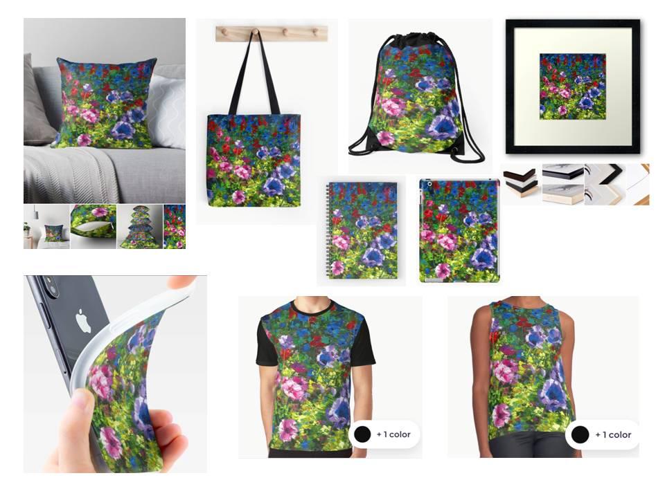 Anemone flowers livia dias