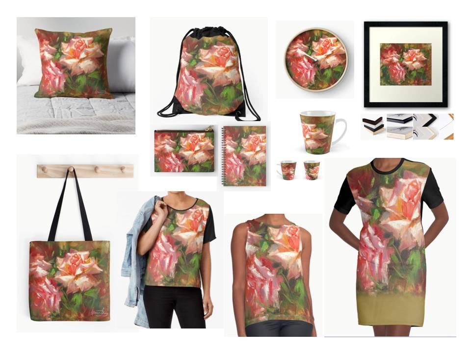 Roses Livia Dias