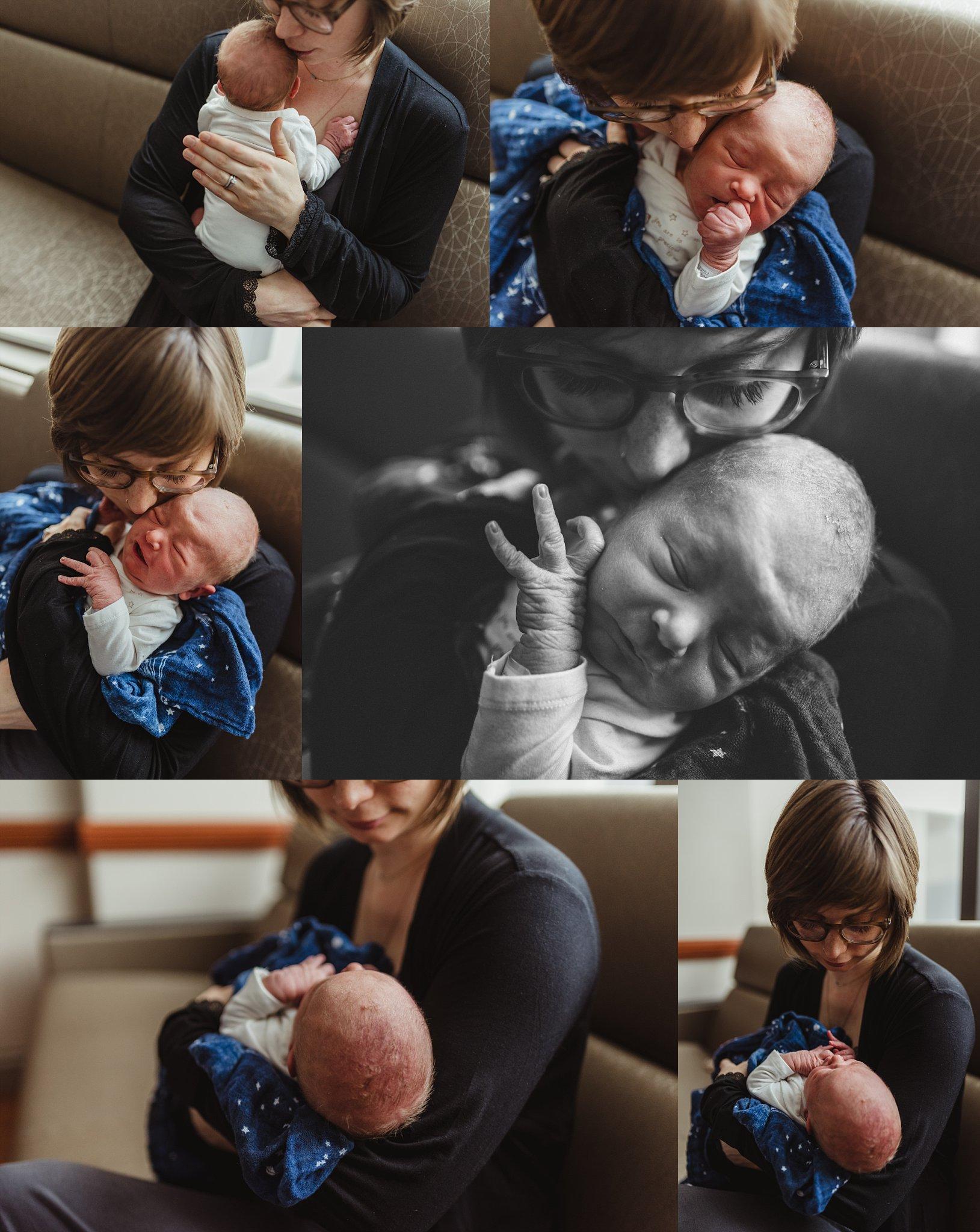 Brittney Hogue, birth photographer, Bloomington IL, Peoria IL, Birth Center of Bloomington Normal, Fresh 48, photographer, newborn photographer, hospital lifestyle photographer, best newborn photographer
