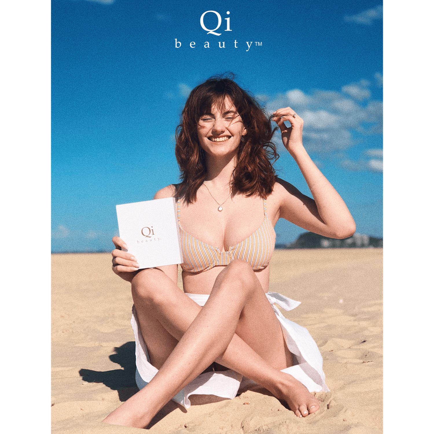 Bella Ryan for Qi beauty #MyQi with the Qi beauty Home Kit