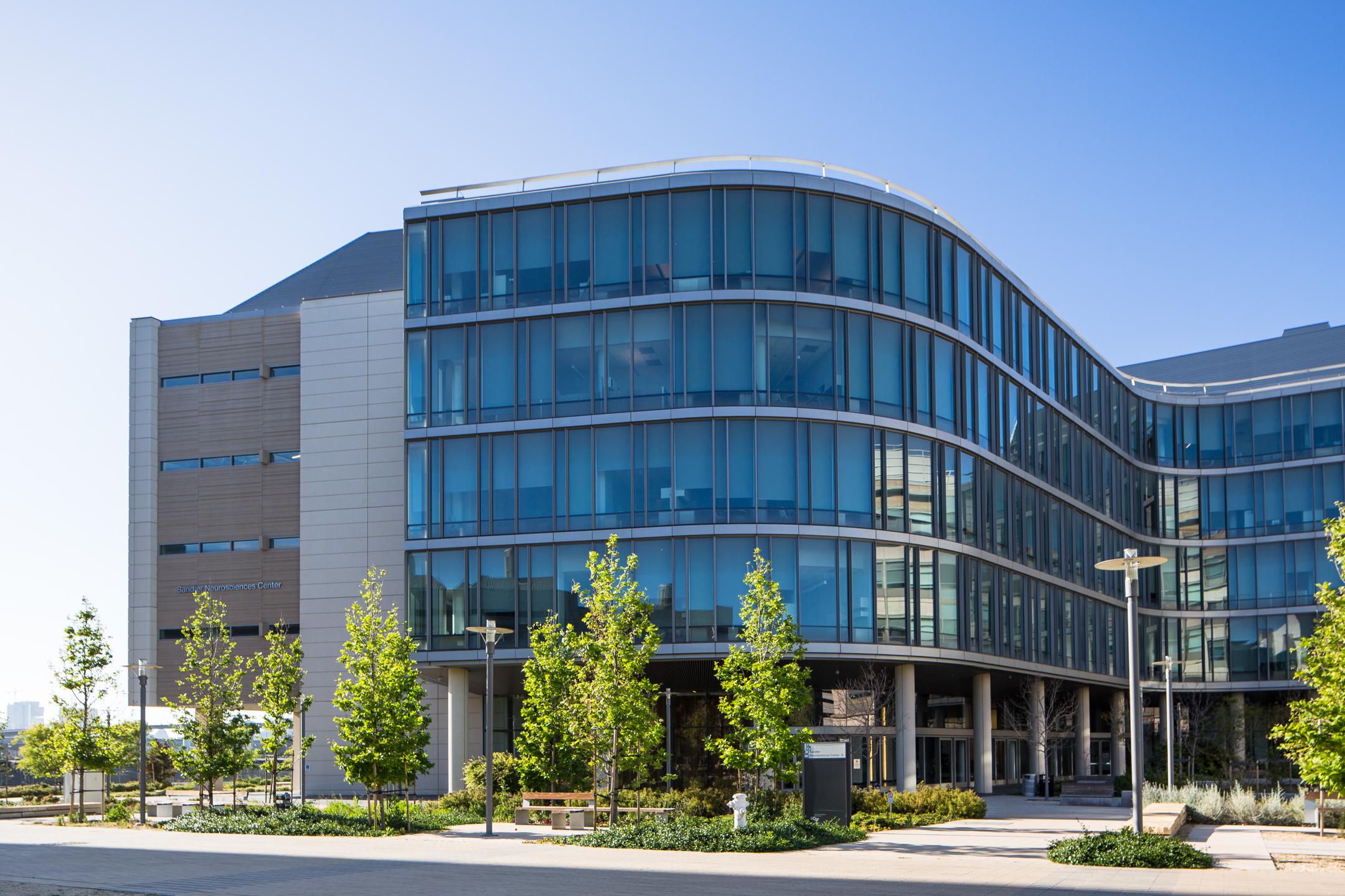 Sandler Neuroscience Center Mission Bay