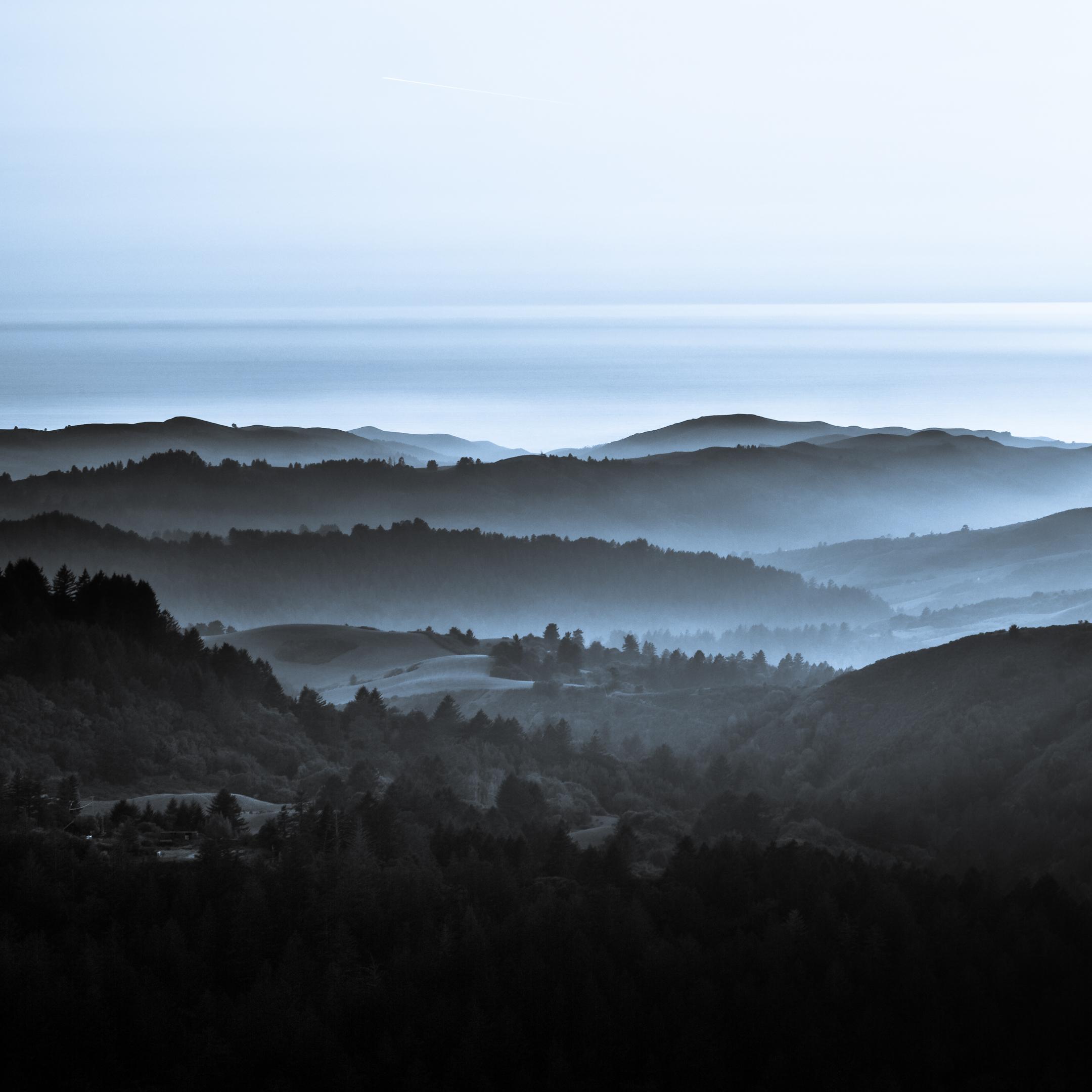 Russian Ridge Preserve Callifornia