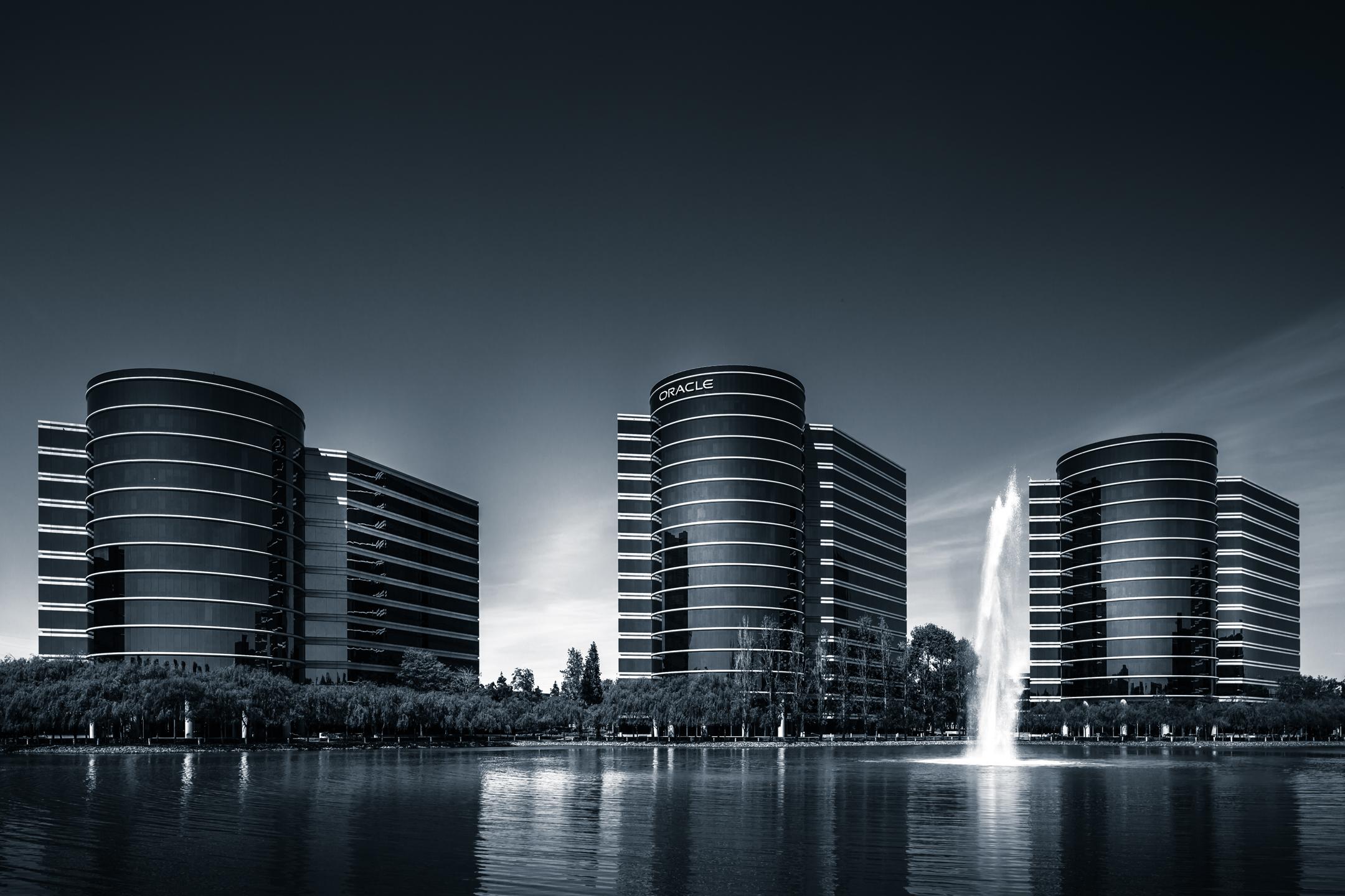 Oracle Headquarters San Francisco Bay