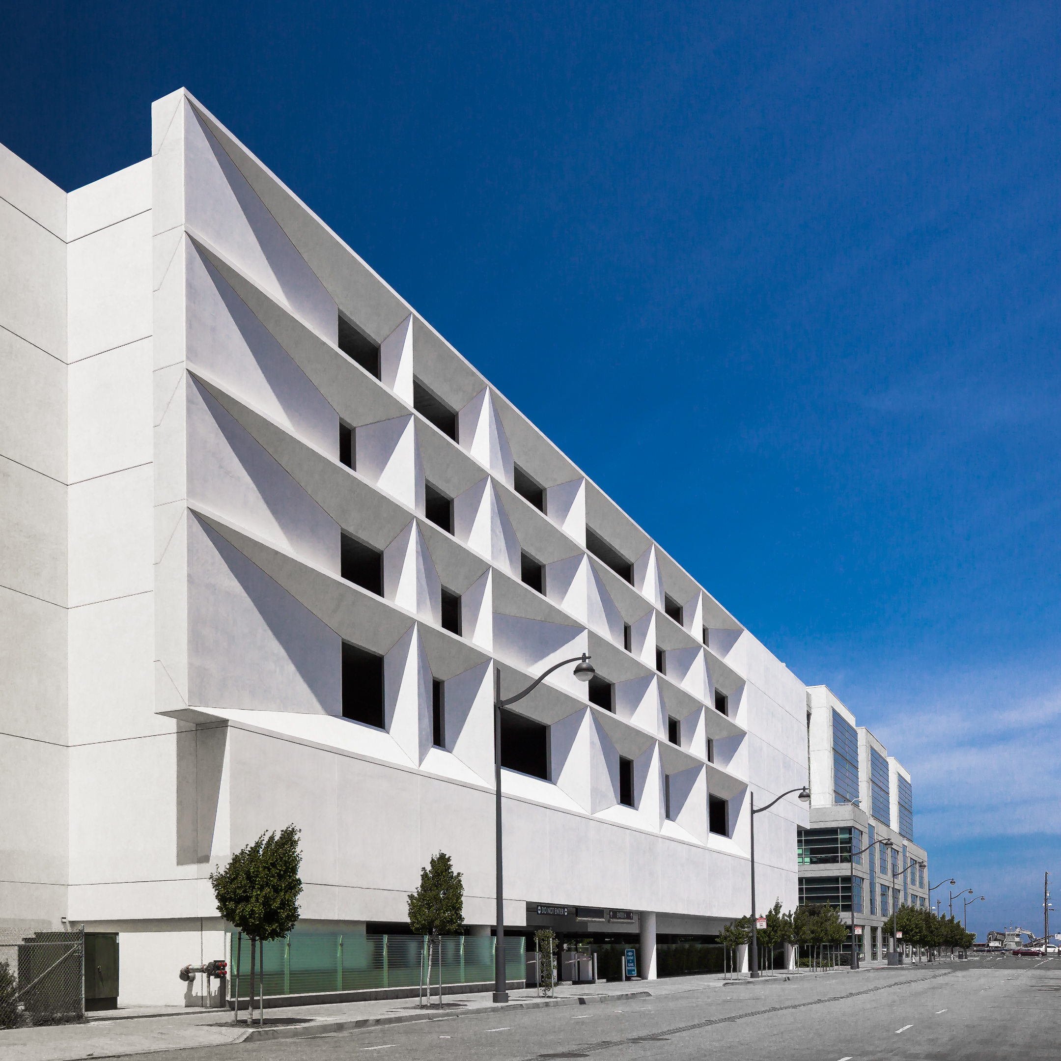 Parking Structure Mission Bay
