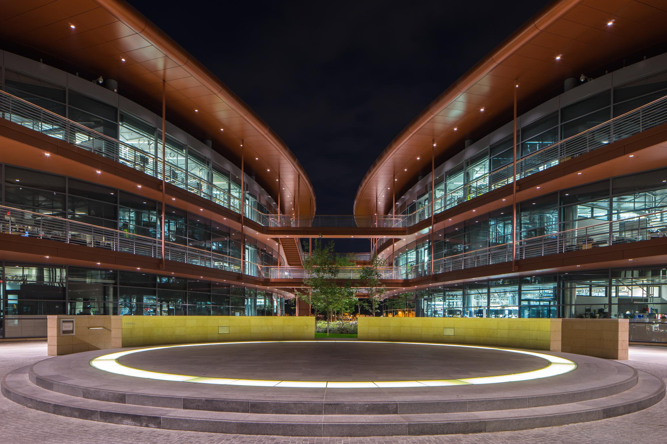 Clark Center Stanford University