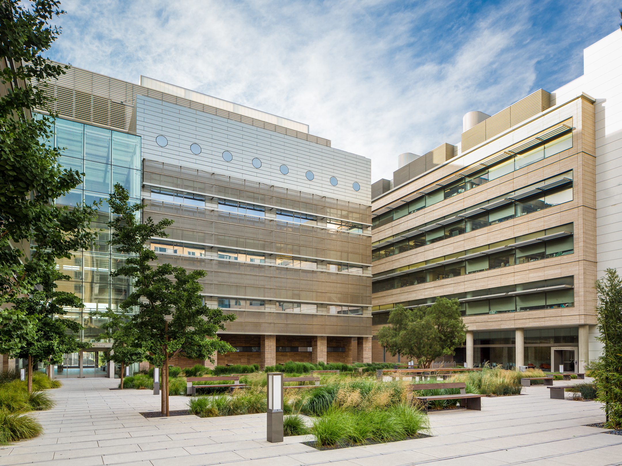 UCSF Smith Cardiovascular Research Building Mission Bay