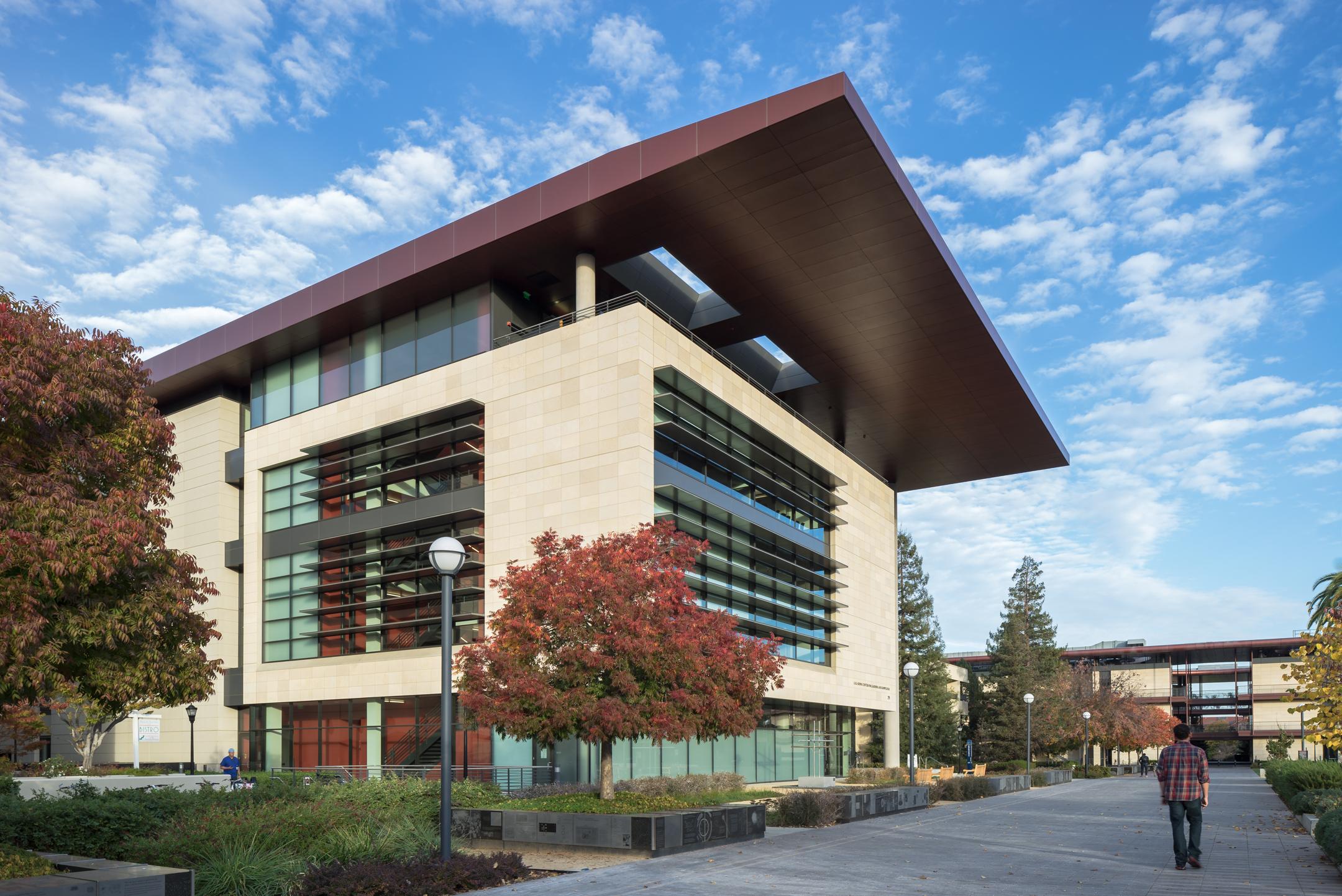 Li Ka Shing Center Stanford University