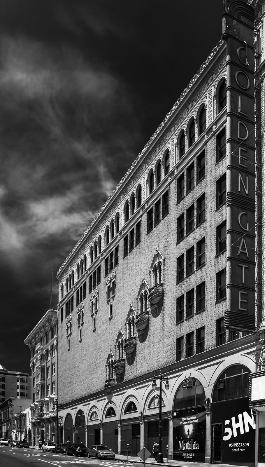 Golden Gate Theater San Francisco