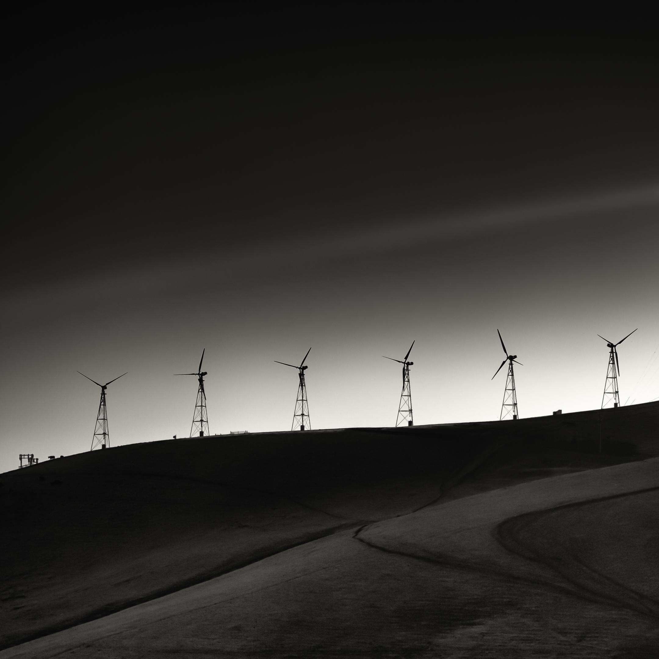 Altamont Pass Wind Farm California