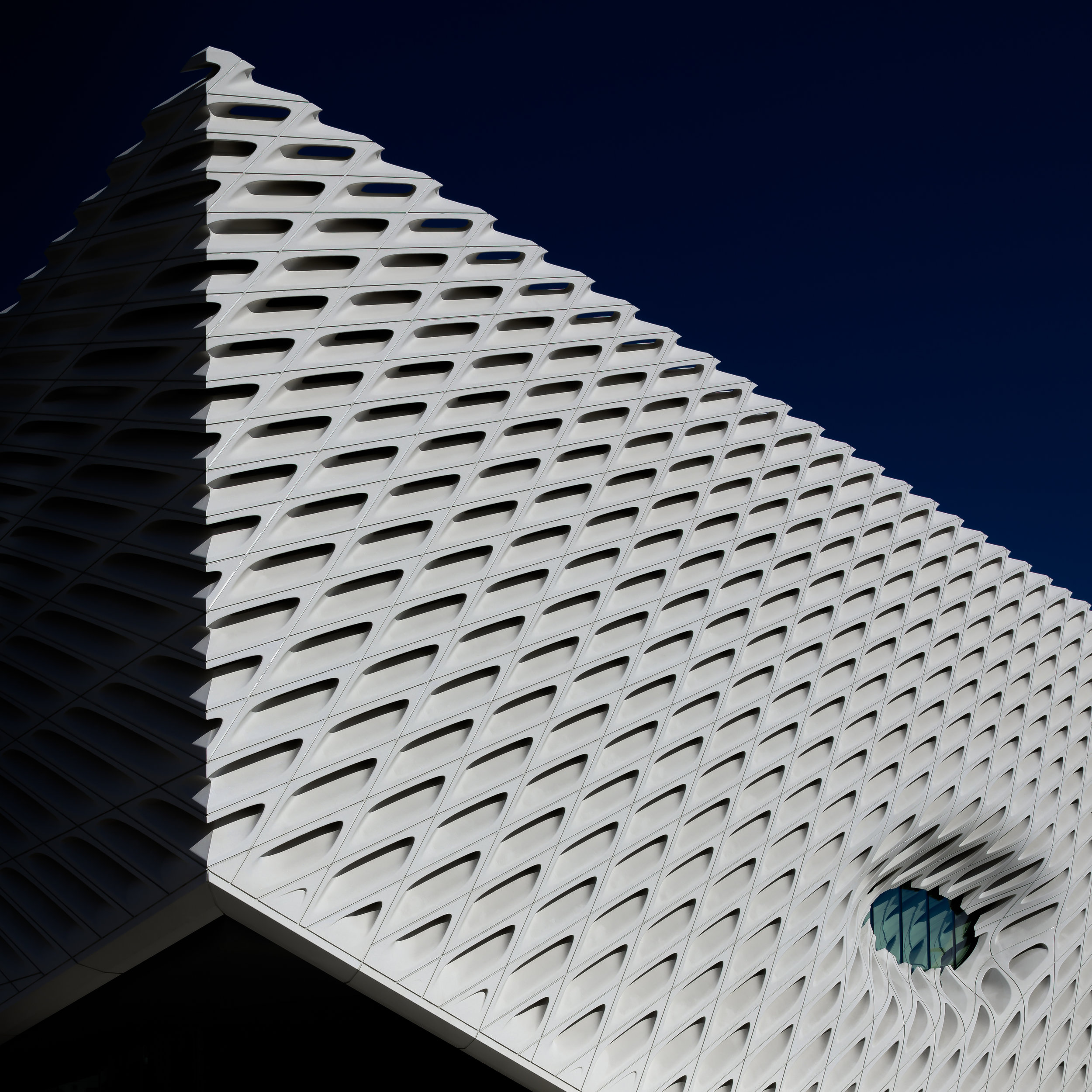 The Broad Museum Los Angeles
