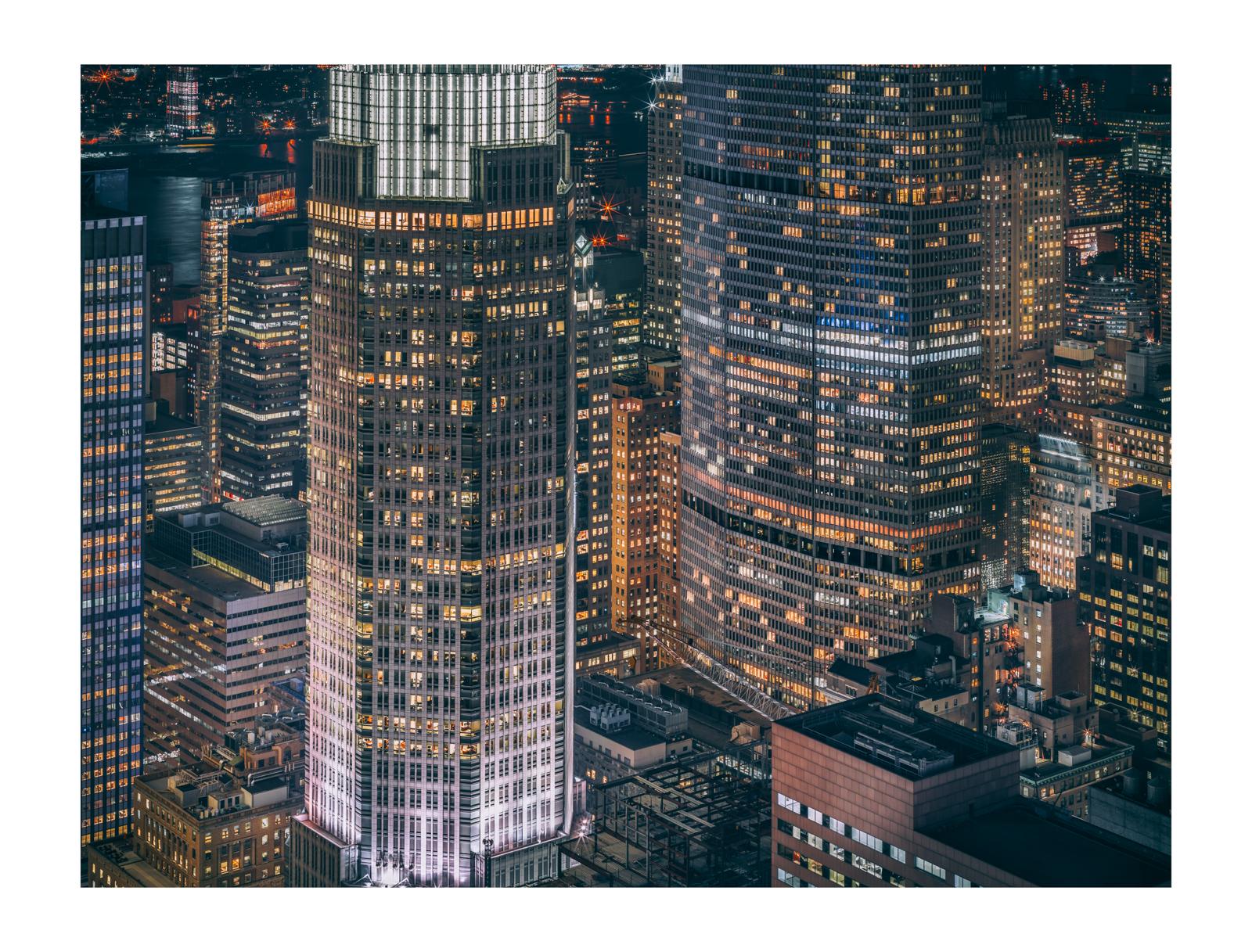 City Lights New York