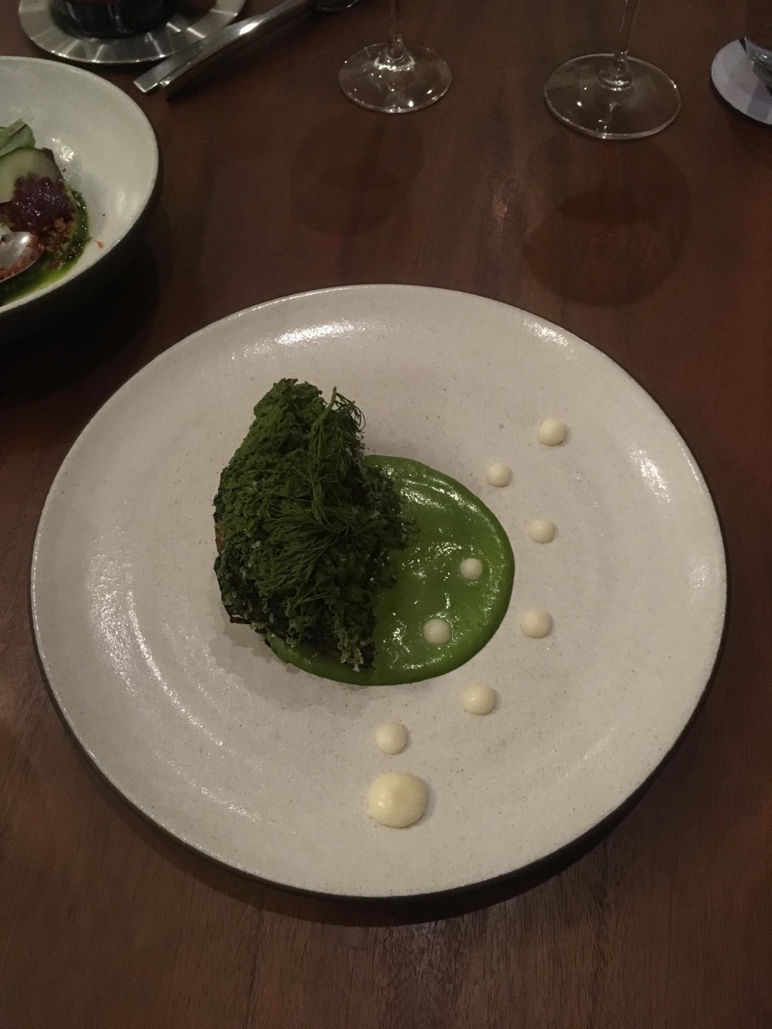 Charred Cabbage!